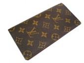 Louis Vuitton 激安 ルイヴィトン 新品 モノグラム 財布 メンズ ポルト バルール・カルト クレディ M61823