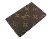 Louis Vuitton 激安 ルイヴィトン 新品 モノグラム カードケース 名刺入れ オーガナイザー ドゥ ポッシュ M61732