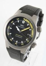 IWC 新作&送料込 ブラック メンズ IW353804