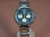 ルイヴィトン 新作 人気 新品 通販&送料込Louis Vuitton 激安 Tambour Chronograph SS Black Asia 7750 腕時計 J-LV0025