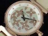 ルイヴィトン 新作 人気 新品 通販&送料込LV Tambour Diver レディース quartz腕時計 J-LV0010