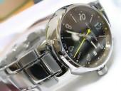 ルイヴィトン 新作 人気 新品 通販&送料込LV Tambour GMTシリーズ2836自動巻 J-LV0001