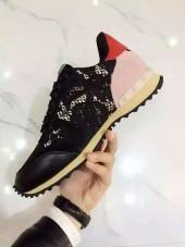 VALENTINO カジュアルシューズ 新作 新品同様超美品 通販&送料込 運動靴 女性用 VAL005