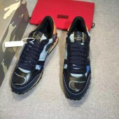 VALENTINO カジュアルシューズ 新作 新品同様超美品 通販&送料込 運動靴 男女性用 VAL020