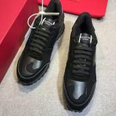 VALENTINO カジュアルシューズ 新作 新品同様超美品 通販&送料込 運動靴 男女性用 VAL013