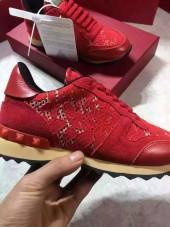 VALENTINO カジュアルシューズ 新作 新品同様超美品 通販&送料込 運動靴 女性用 VAL004