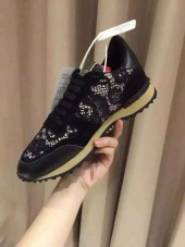 VALENTINO カジュアルシューズ 新作 新品同様超美品 通販&送料込 運動靴 女性用 VAL008