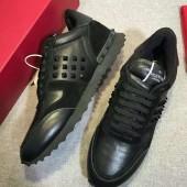 VALENTINO カジュアルシューズ 新作 新品同様超美品 通販&送料込 運動靴 男女性用 VAL012