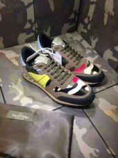 VALENTINO カジュアルシューズ 新作 新品同様超美品 通販&送料込 運動靴 男女性用 VAL015