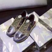 VALENTINO カジュアルシューズ 新作 新品同様超美品 通販&送料込 運動靴 男性用 VAL010