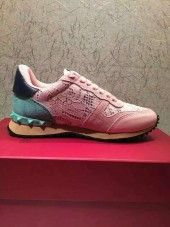 VALENTINO カジュアルシューズ 新作 新品同様超美品 通販&送料込 運動靴 女性用 VAL006