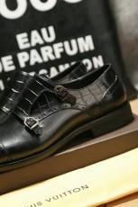 ルイヴィトン カジュアルシューズ 新作 牛革 通販&送料込 革靴 男性用 LVshoes027