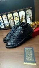グッチ カジュアルシューズ 新作 牛革 通販&送料込 運動靴 男性用 gushoes023
