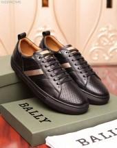 BALLY 新作 新品同様超美品 通販&送料込 バリー 運動靴 男性用 BAL018