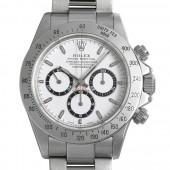ロレックス 腕時計 コスモグラフ デイトナ 16520 ホワイト メンズ