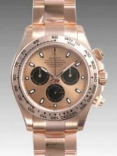 ロレックス オイスターパーペチュアル デイトナ 116505 ピンク