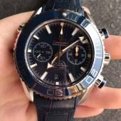 オメガ OMEGA シーマスター 600 プラネットオーシャン クロノグラフ Seamaster Professional 600 Planet Ocean Chronograph 215.30.46.51.01.002
