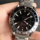 オメガ OMEGA シーマスター 600 プラネットオーシャン GMT マスタークロノメーター Seamaster Professional 600 Planet Ocean Co-Axial Master Chronometer 215.30.44.22.01.001