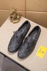 ルイヴィトン カジュアルシューズ 新作 本革 通販&送料込 運動靴 男性用 LVshoes057