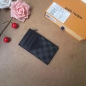 ルイヴィトン カードホルダー コインケース 新作 人気 新品 通販&送料込 ダミエ 新作 N64038
