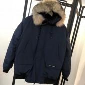 カナダグース メンズ 青い 新作&送料込人気 ダウンジャケット canadagoose045