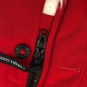 カナダグース レディース 赤色 新作&送料込人気 婦人服 ダウンジャケット canadagoose036