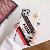 FENDI  携帯 新作 通販&送料込 iphone6-iphone11promax 携帯 ケース 手帳型カバー (スマートフォン)ip292