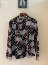ルイヴィトン ワイシャツ 新作 新品同様超美品 通販&送料込LVTX0020