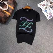FENDI Tシャツ 新作 新品同様超美品 通販&送料込FDTX005