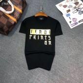 FENDI Tシャツ 新作 新品同様超美品 通販&送料込FDTX001