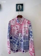 ディオール ワイシャツ 新作 新品同様超美品 通販&送料込DiorTX005