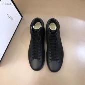 グッチ カジュアルシューズ 新作 本革 通販&送料込 運動靴 GU176