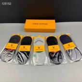 ルイヴィトン 靴下 1箱の5組新作 新品同様超美品 通販&送料込 WZ003