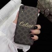 セリーヌ  携帯 CELINE 新作 通販&送料込 iphone6-iphone11promax 携帯 ケース 手帳型カバー (スマートフォン)ip306