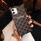セリーヌ  携帯 CELINE 新作 通販&送料込 iphone6-iphone11promax 携帯 ケース 手帳型カバー (スマートフォン)ip308