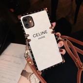 セリーヌ  携帯 CELINE 新作 通販&送料込 iphone6-iphone11promax 携帯 ケース 手帳型カバー (スマートフォン)ip304