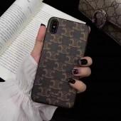 セリーヌ  携帯 CELINE 新作 通販&送料込 iphone6-iphone11promax 携帯 ケース 手帳型カバー (スマートフォン)ip307